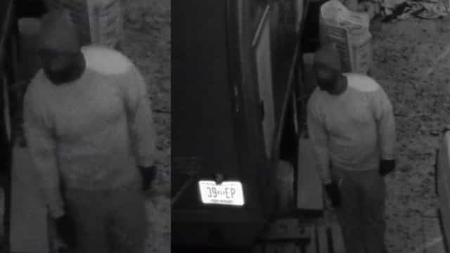 Person of interest in an overnight burglary from December 2017 (Photo: Chester City Police)