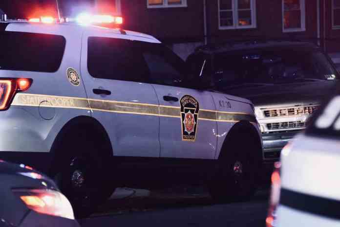 Police are investigating a police-involved shooting in Chester City, Delaware County. (YC.NEWS/NIK HATZIEFSTATHIOU)