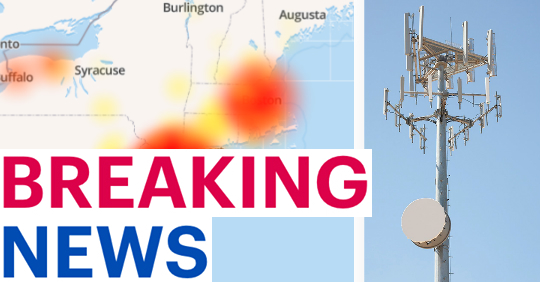 'Major' cellphone outage cripples the east coast