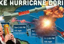 Floridians Keep Sense of Humor As Hurricane Dorian Approaches