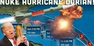 Floridians Keep Sense of Humor As Hurricane Dorian Approaches