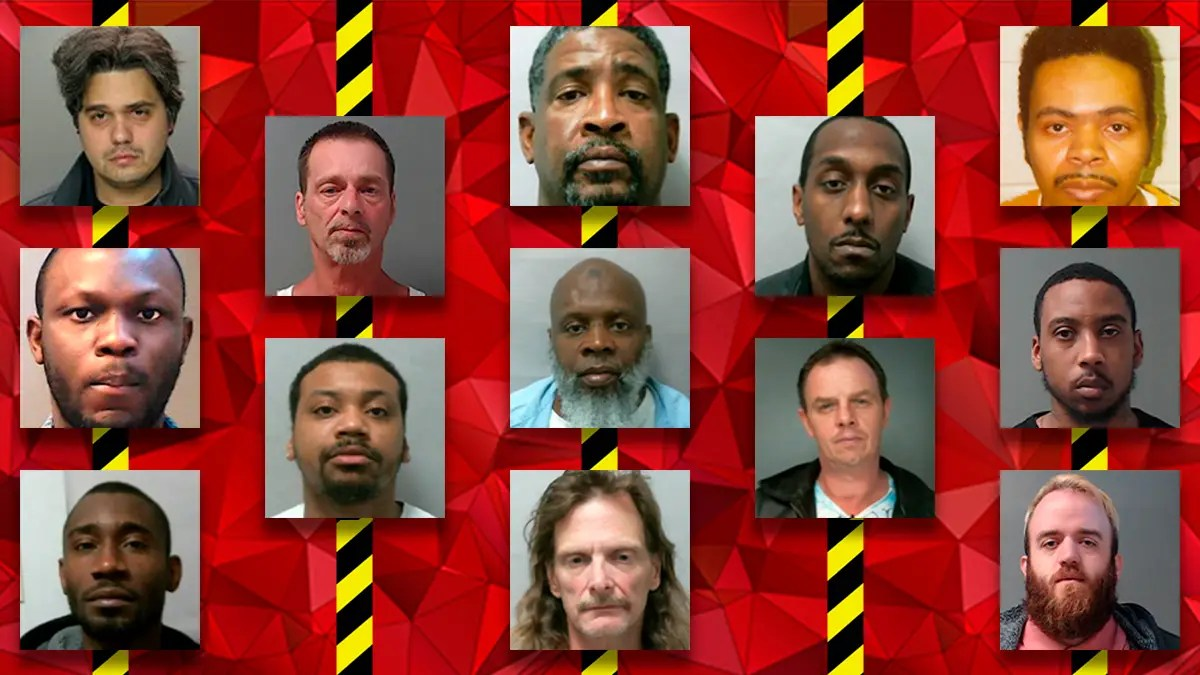 Homeless Sex Offenders