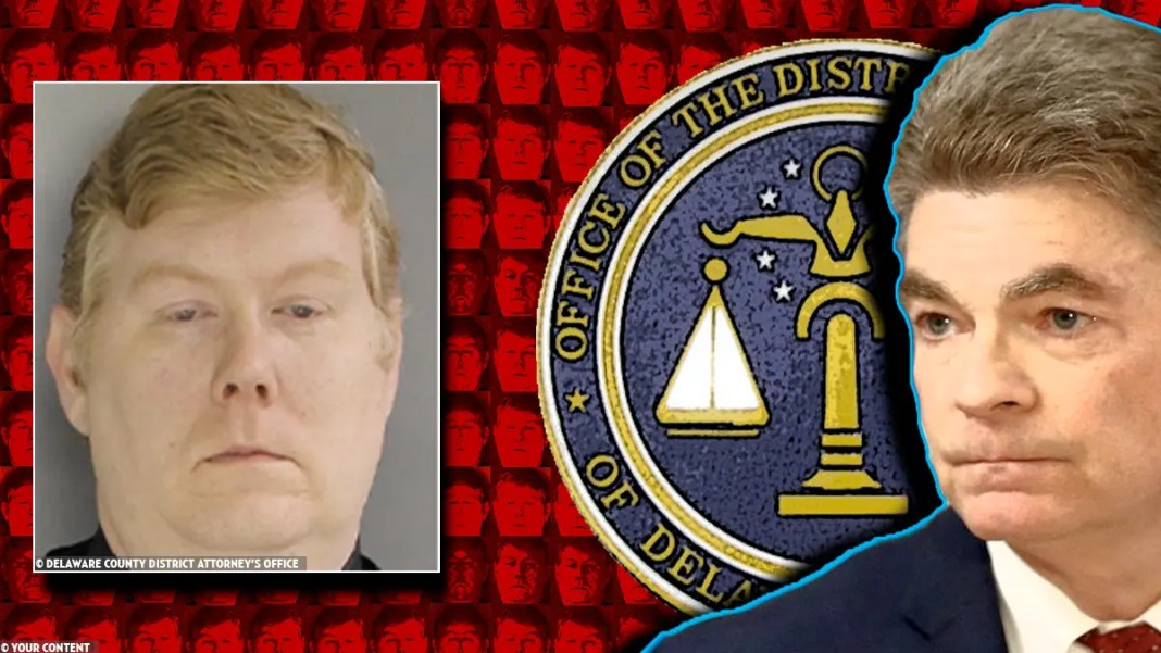 Delaware County District Attorney Jack Stollsteimer Announces the Arrest of Pedophile Attorney Patrick Lomax