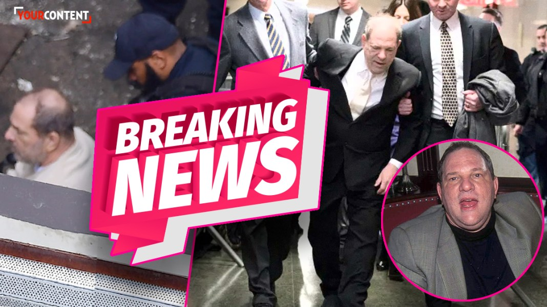 Weinstein rushed back to Bellevue Hospital again for 'chest pain' » Your Content » Your Content