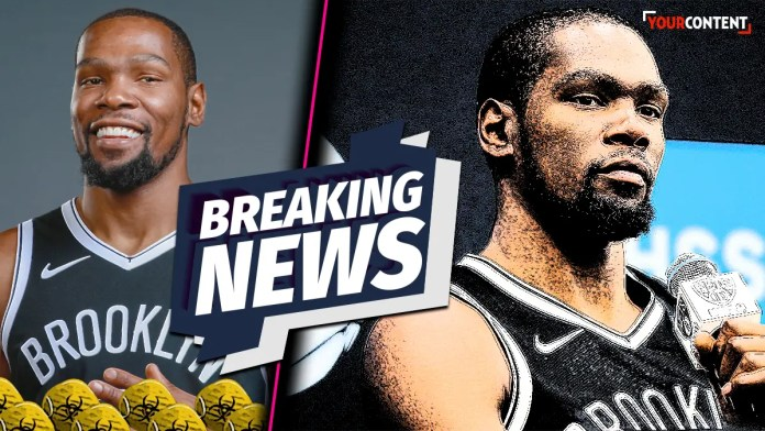 Brooklyn Nets star Kevin Durant tests POSITIVE for coronavirus » Your Content