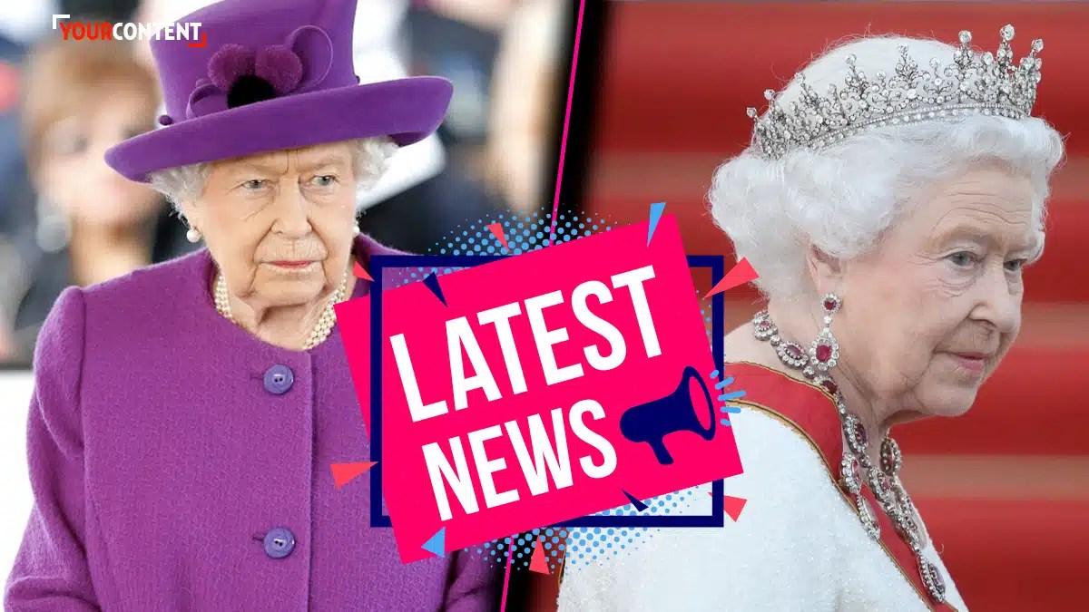 Queen Elizabeth has abandoned London over coronavirus fears, heads to Windsor » Your Content