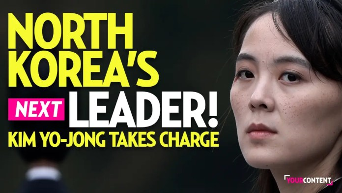 Kim Yo-jong Next in Line to Replace Brother as Supreme Leader of North Korea » Twitter