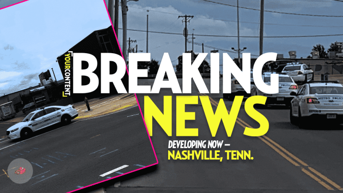 Man, 55, Goes on Machete Rampage Nearby Downtown Nashville, Multiple Injuries Reported