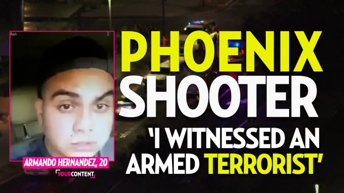 Glendale Westgate Shooter Identified by His Mother As Armando Hernandez, 20