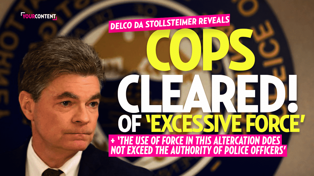 COPS CLEARED! DA Declares Officers Did Not Use Excessive Force in Viral Altercation