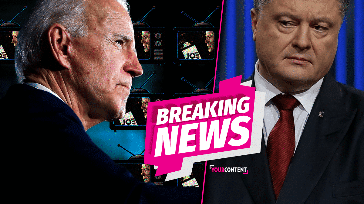 Criminal Probe Launched Over Leaked Biden $1B Discussion with Former Ukrainian President