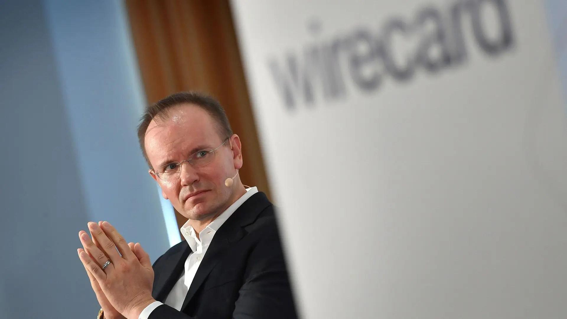 Wirecard Bilanzpressekonferenz