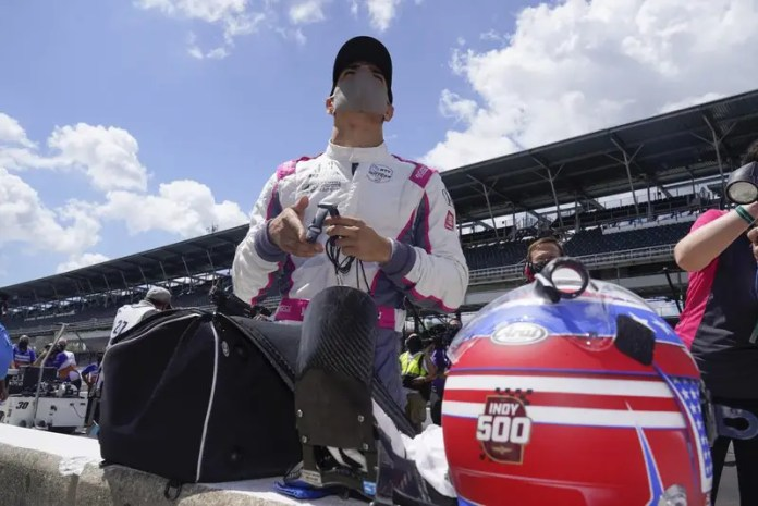 Indy 500 Rookies Bring Cosmopolitan Flair to the Brickyard
