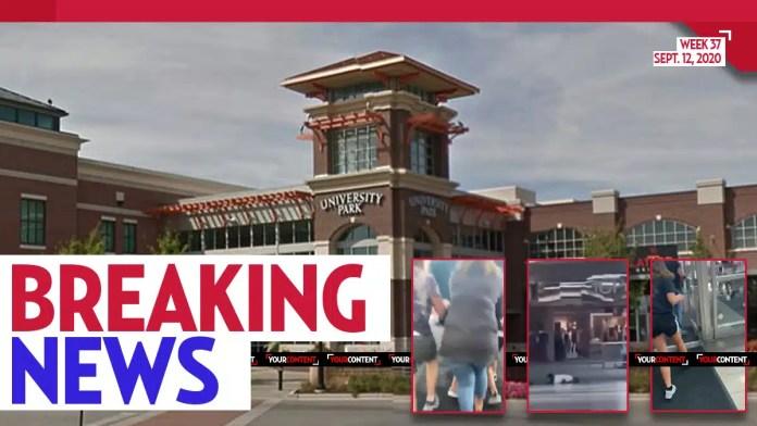 Black Man with CLOWN MASK Kills Black Man for 'Dissing Him' at Indiana Mall: Shooter At-Large: Source