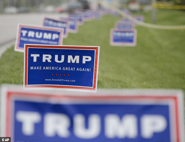Suburban Philly Town in Delco to Target and IMPOUND Trump Signs on 9/11