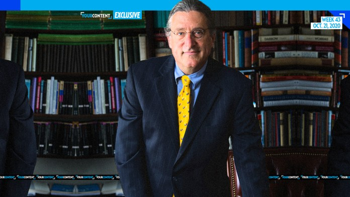 Jeffrey Toobin, Grace Abounding or Unbounded Rage