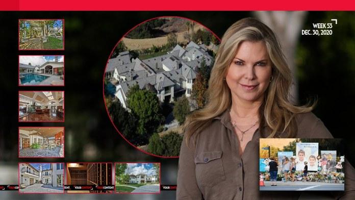 Photos Reveal Accused Cali Car Killer Rebecca Grossman's Hidden Hills Posh Prison Palace