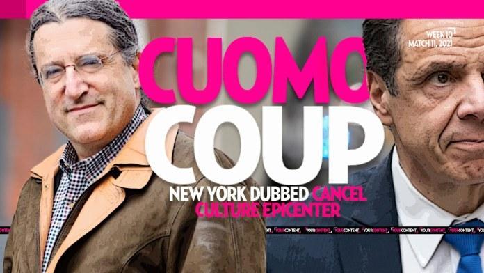 NYC dubbed 'epicenter of cancel culture' as Mayor De Blasio calls for Cuomo resignation