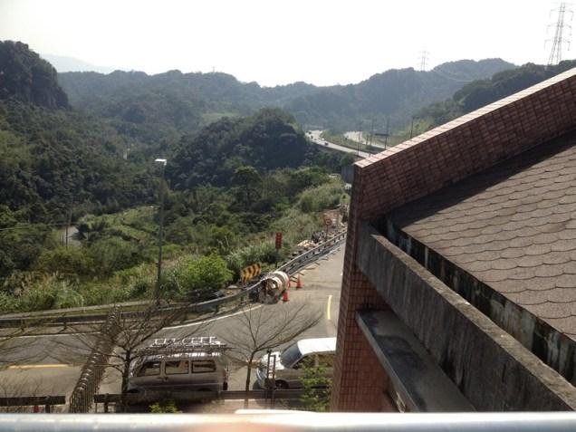 遠距離無線網路 整合 監視系統,連線距離約580公尺