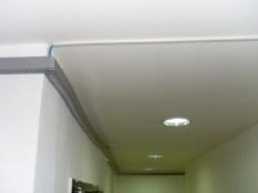 套房 網路,事後配置線槽,以佈設各間套房網路線及電話線