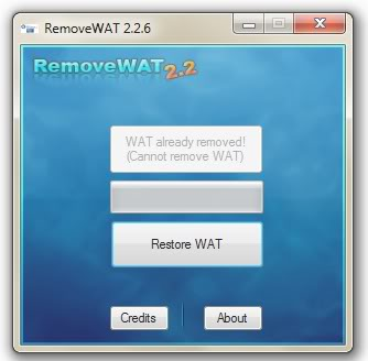 removewat windows 10