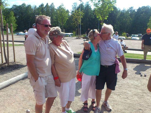 Är det svårt att gissa vilka som just vunnit årets Sten Sture Mixen i veteranklassen?