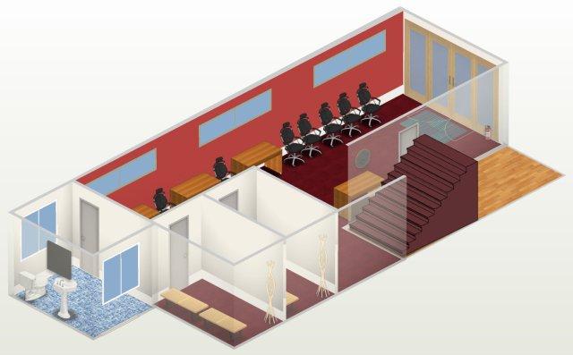 Sala de asteptare Duplex.tk