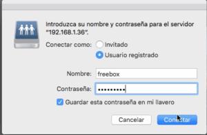 compartir archivos mac windows 10