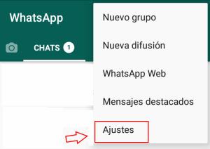 Como quitar el visto y el en linea de whatsapp
