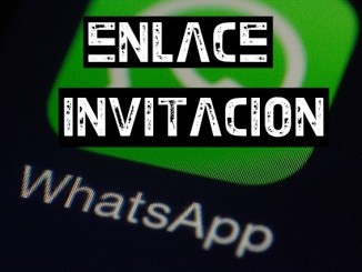 enlace invitacion watsapp