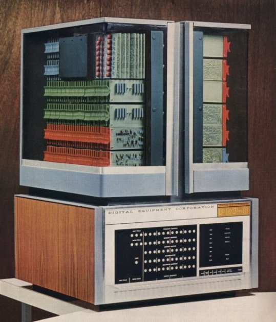 la historia de la informatica