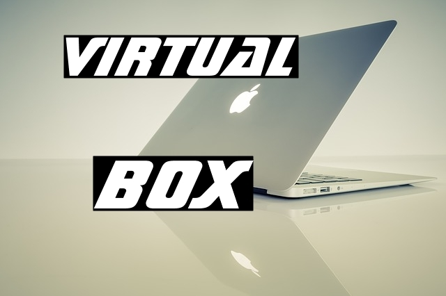 instalar virtual box en mac