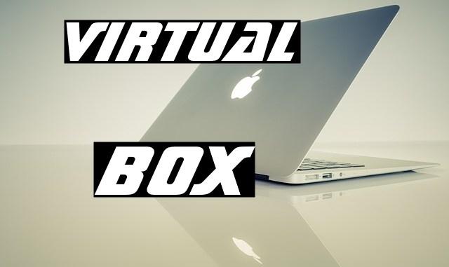 instalar virtual box en mac
