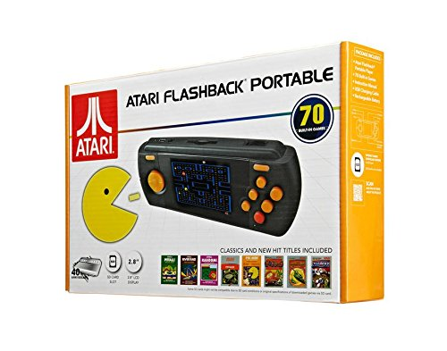 Atari Flasback portatil