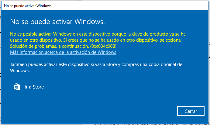 como se activa windows 10