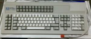 la hostoria del teclado