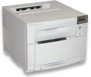 evolucion de las impresoras