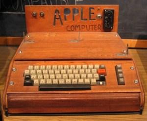 la historia de apple 1