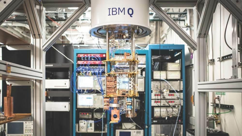 ordenador cuantico IBM