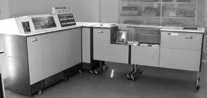 primera impresora de velocidad