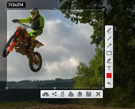 programa gratis para hacer capturas de pantalla