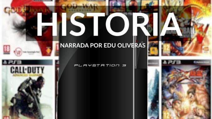 la historia de la ps3 en español