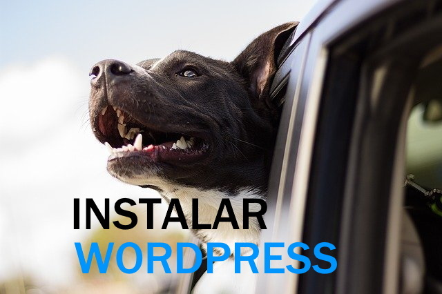 como instalar wordpress en mi pc