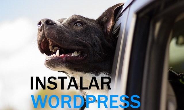 como instalar wordpress en mi pc