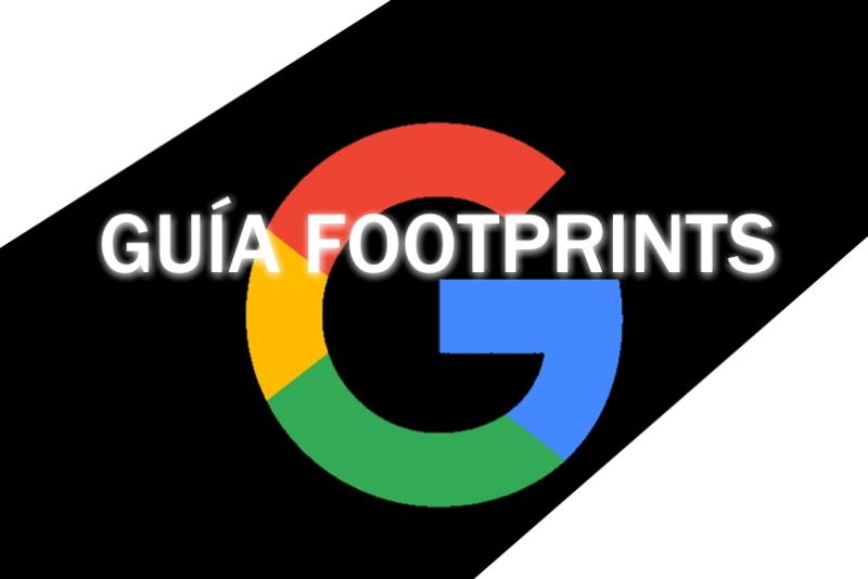 super guia google footprints
