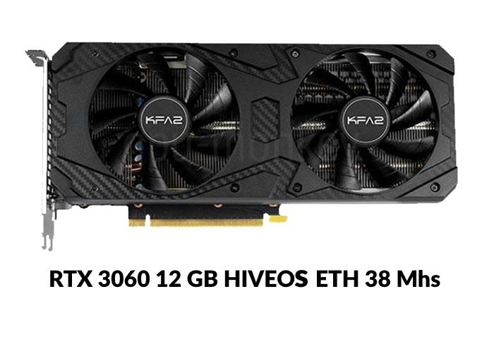 RTX 3060 lhr hiveos 2021