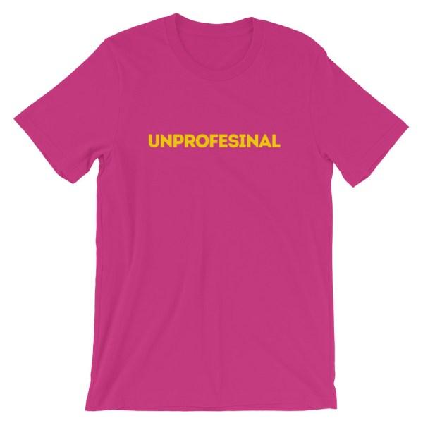 Unprofesinal