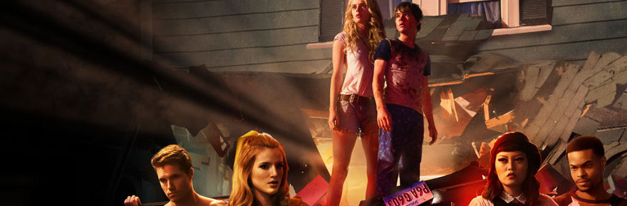 The Babysitter (2017) - Review