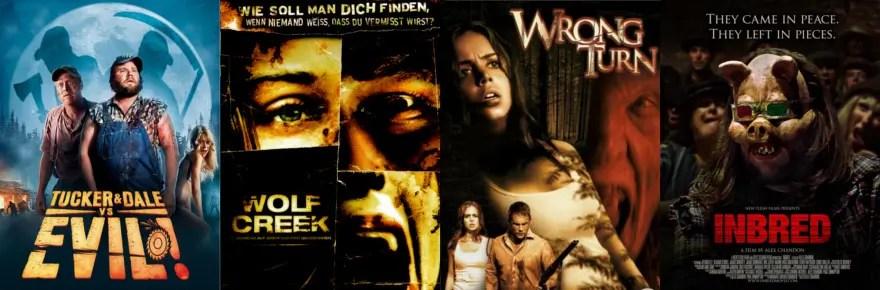 13 Backwood-Horrorfilme, die ihr gesehen haben solltet