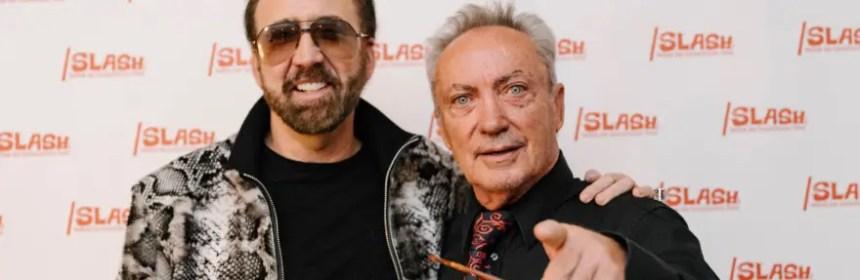 Mandy, Nicolas Cage, Udo Kier